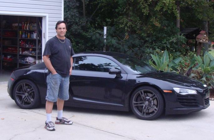 JOHNS GARAGE AND AUDI PAGE - Audi car garage